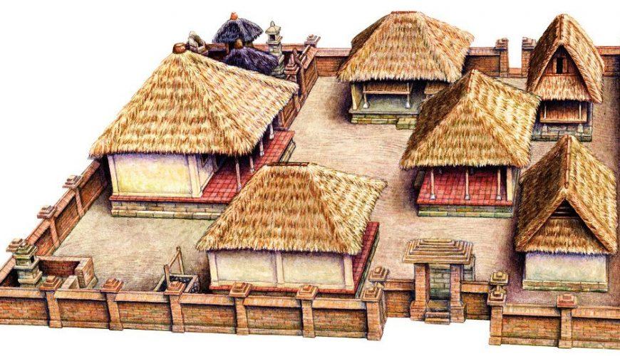 structure de la maison balinaise   Voyage Bali Indonésie en Circuit Privé avec Guide Francophone