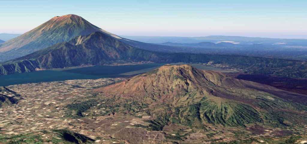 Ascension au mont Batur Kintamani | iBALI Voyage