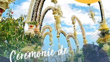 Cérémonie-Galungan-Bali-guide-francophone-excursion | Voyage Bali Indonésie en Circuit Privé avec Guide Francophone