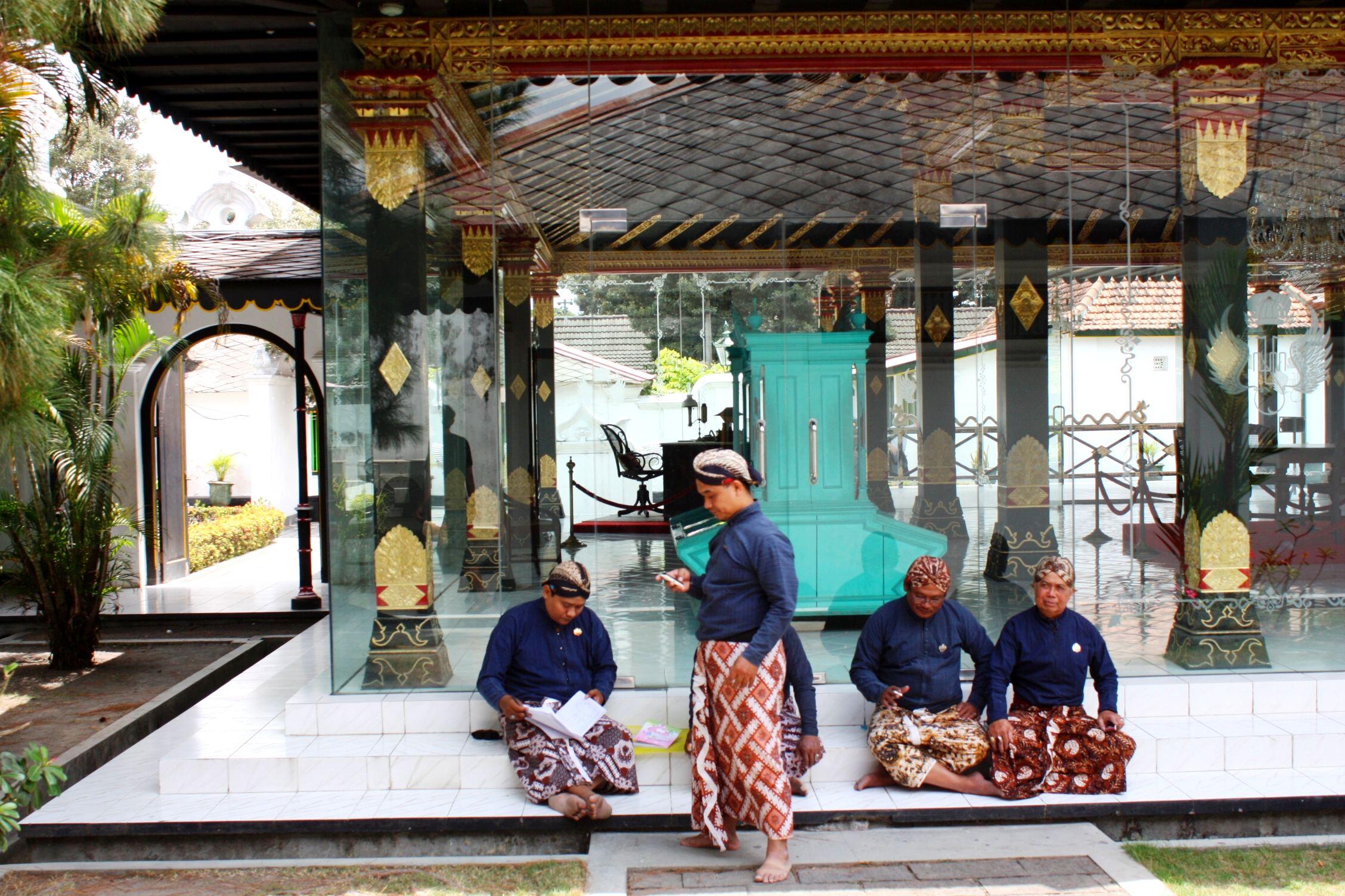 Jour 1 : Arrivee à YOGYAKARTA