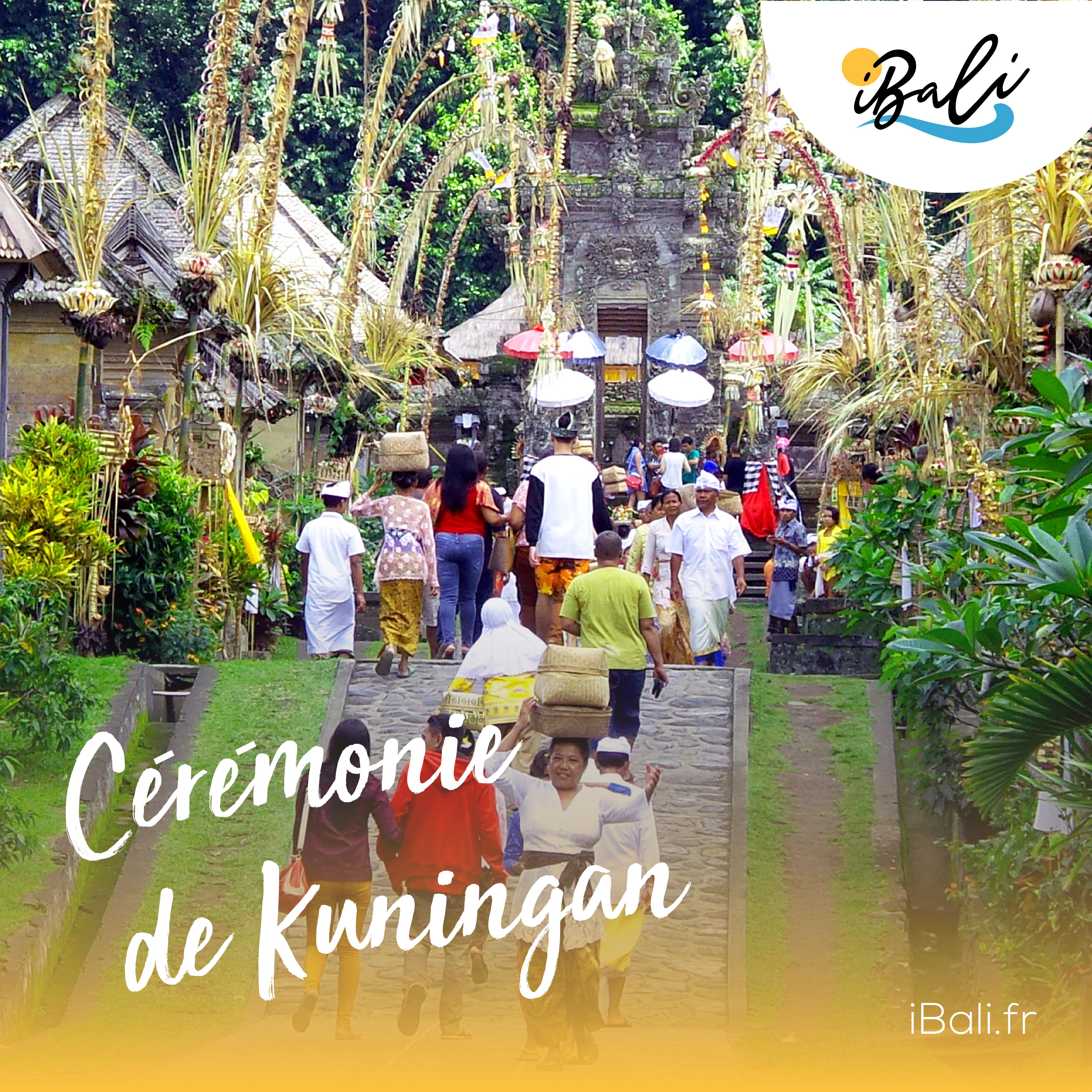 ceremonie de Kuningan, Bali | Voyage Bali Indonésie en Circuit Privé avec Guide Francophone