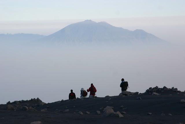 Volcan Merapi à Java | iBALI Voyage