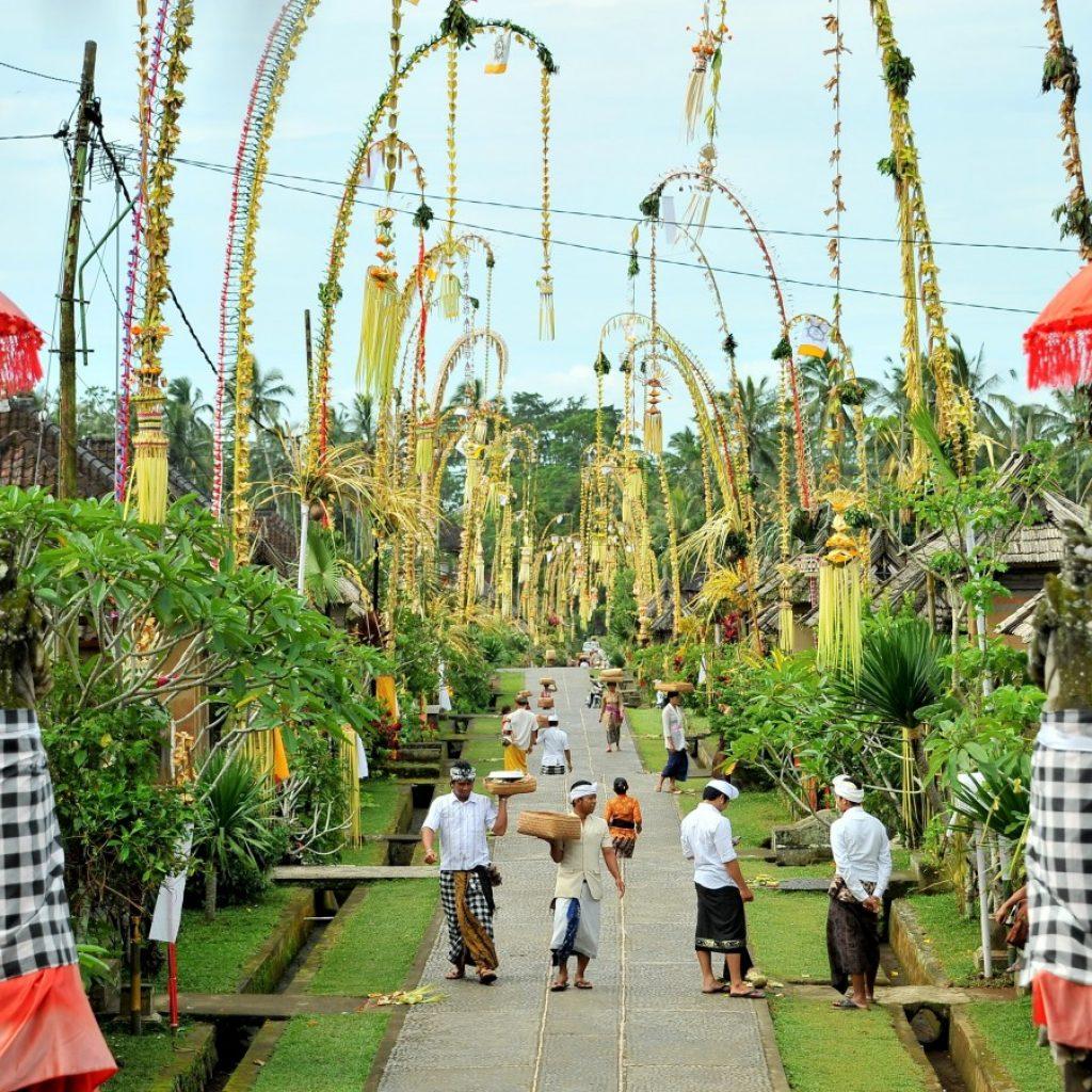Village typique de Penglipuran | Voyage Bali Indonésie en Circuit Privé avec Guide Francophone