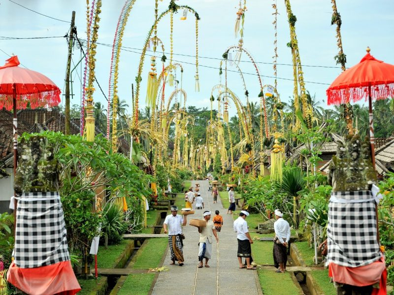 Circuit Bali et Indonésie avec Guide Francophone