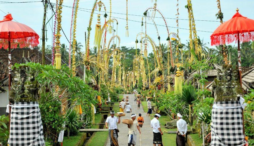 Village typique de Penglipuran   Voyage Bali Indonésie en Circuit Privé avec Guide Francophone