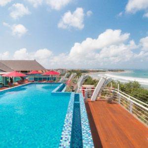 Rooftop Kutabex Hotel | Voyage Bali Indonésie en Circuit Privé avec Guide Francophone
