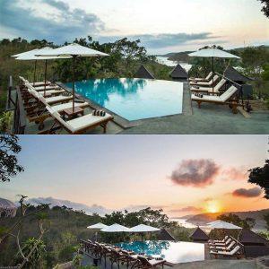 Rooftop PohManis Lembongan | iBALI Voyage