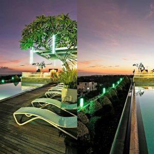 Rooftop Maxone Hotel | iBALI Voyage