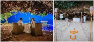 CAVE DINING AT THE SAMABE | iBALI Voyage